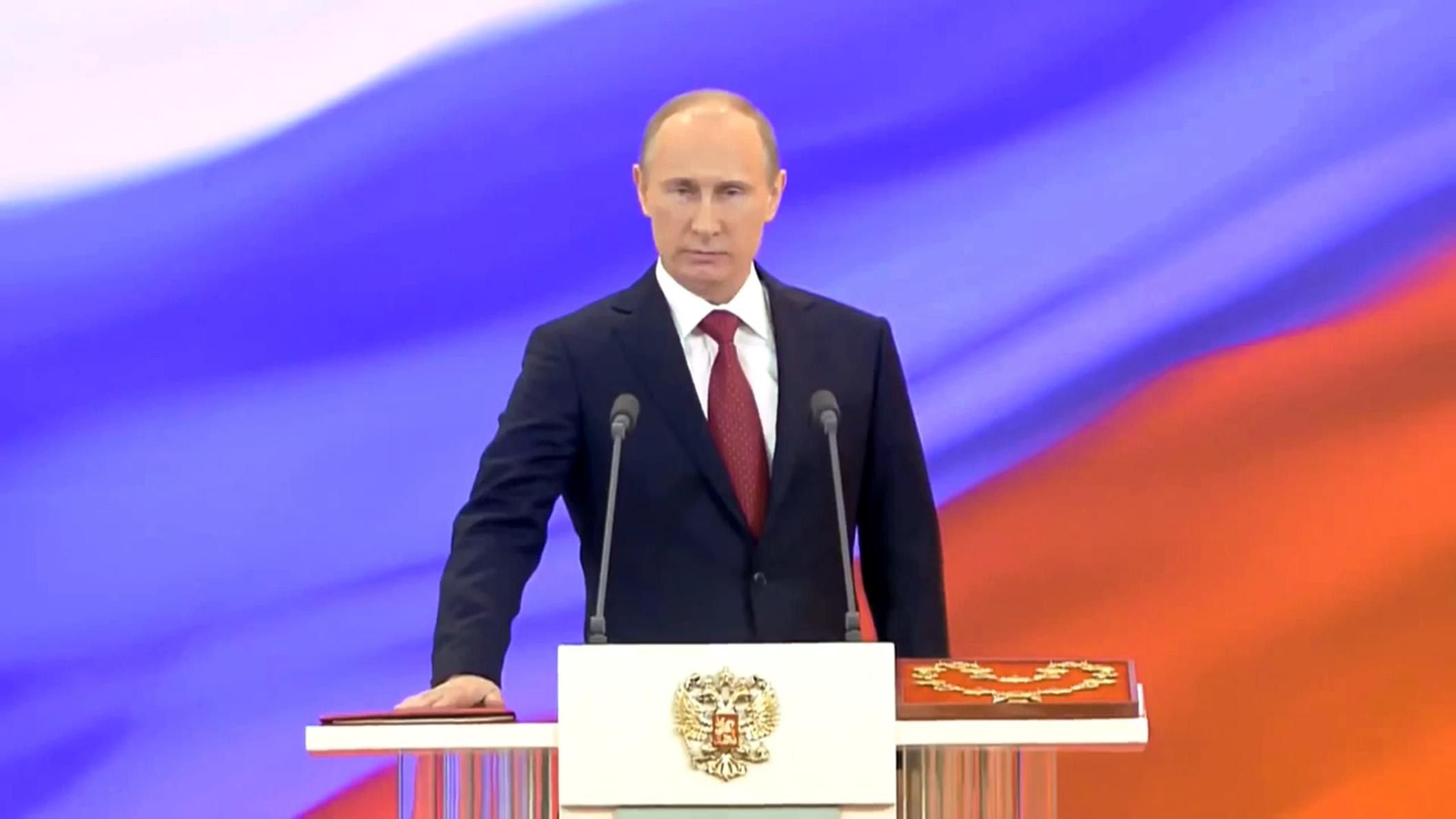 Ulkolinja: Tsaarin paluu Venäjälle
